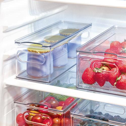 The Home Edit The Home Edit koelkast bakken met deksel | stapelbaar