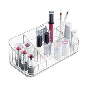 Make-up organizer display iDesign - Clarity