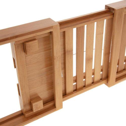 Five® Bamboe badplank uitschuifbaar Five®