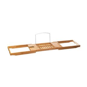 Bamboe badplank uitschuifbaar Five®