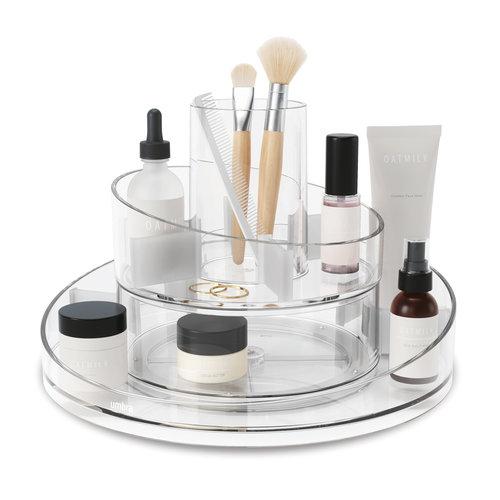 UMBRA Draaiplateau make-up met sorteervakken UMBRA