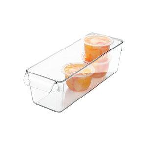 Voorraadkast- en koelkastbakken met handvat iDesign - Linus