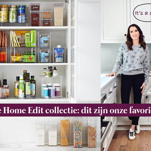 The Home Edit: the neat-freaks die je nodig hebt in je leven