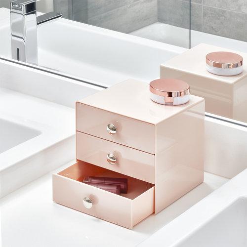 Make-up kastje 3 lades iDesign - Drawers