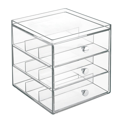 iDesign Make-updoos met lades en vakken iDesign - Drawers | stapelbaar