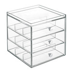 Make-updoos met lades en vakken iDesign - Drawers