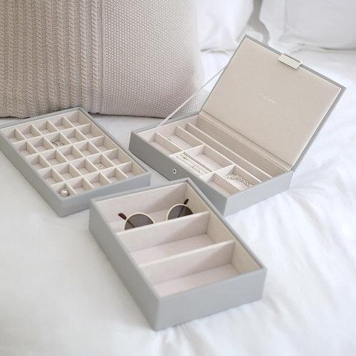 Stackers Juwelendoos Stackers Classic - Grey Pebble