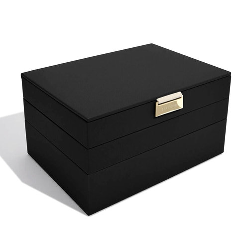 Sieradenbox Stackers Classic - Black Gold