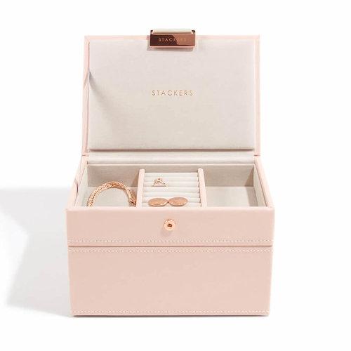 Sieradendoosje Stackers Mini - Blush Pink