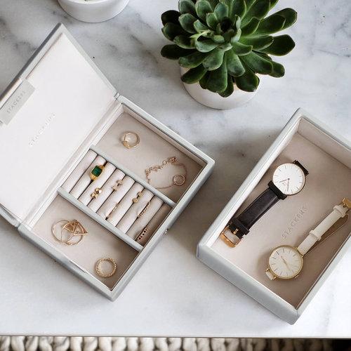 Stackers Sieraden organizer Stackers Mini - Grey Pebble