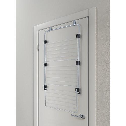 Wasrek deur of douchewand Tomado | Metaltex