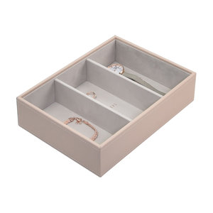 Sieradendoos Stackers Classic (3 secties) - Blush Pink