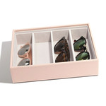 Sieradendoos Stackers Classic (4 secties) - Blush Pink
