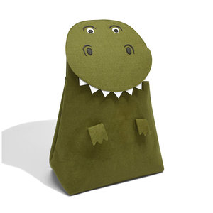Opberg- wasmand kinderkamer (t-rex) little Stackers