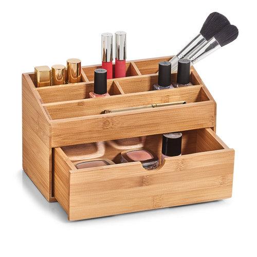 Make-up organizer hout Zeller Present