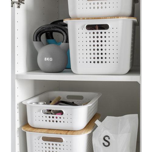 Orthex Opbergmanden wit Orthex - SmartStore Recycled
