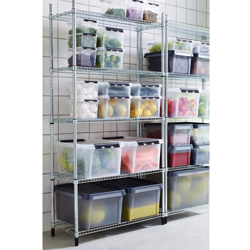 Opbergboxen met deksel Orthex - SmartStore Classic
