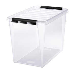 Opbergboxen met deksel (61 liter) Orthex - SmartStore Classic
