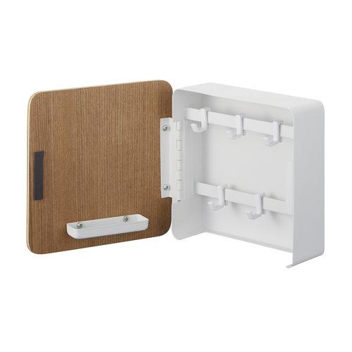 Sleutelbox magnetisch Yamazaki   voor metalen oppervlak of muur