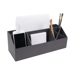 Desk organizer Bigso - Wood pattern