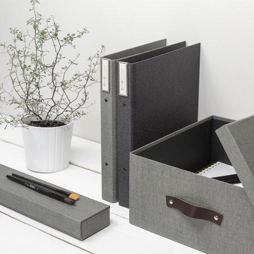 Bigso Box of Sweden Etikethouder ordnermappen 4 stuks Bigso - Labelhouders