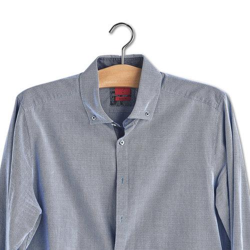 Houten garderobehanger 3 stuks Zeller Present