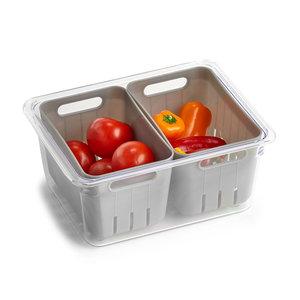 Groente en fruit bakjes koelkast Zeller
