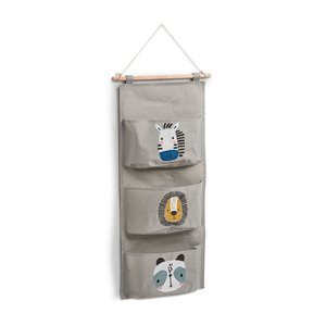 Hangende organizer voor speelgoed Zeller Present | 3 vakken
