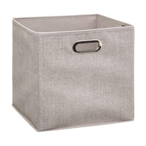 Opvouwbare opbergboxen en opbergrek Five®