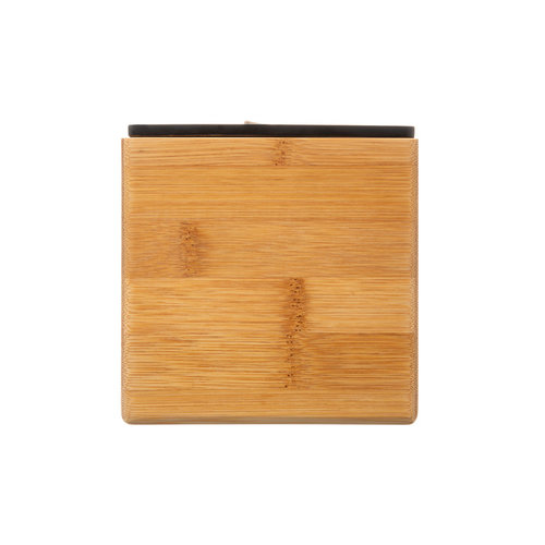 Bamboe bakjes met deksel Five® | 2 stuks