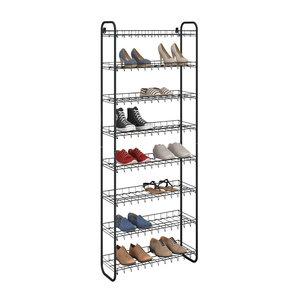 Metalen schoenenrek (24 paar) Metaltex