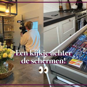 Behind the scenes bij het RTL programma 'Lekker in je vel'
