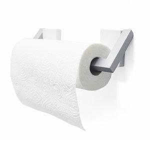 Magnetische keukenpapier houder Balvi