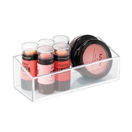 Acryl bakje make-up iDesign - Clarity