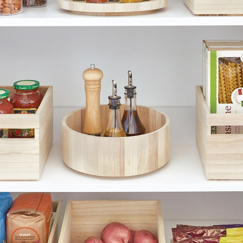 Lazy susan hout iDesign - EcoWood