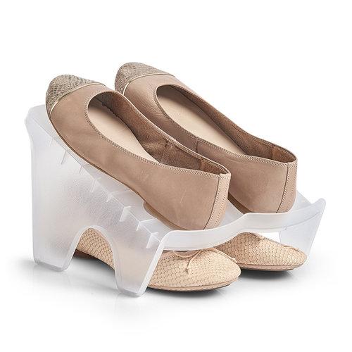 Schoenenstapelaar 2 paar schoenen Balvi