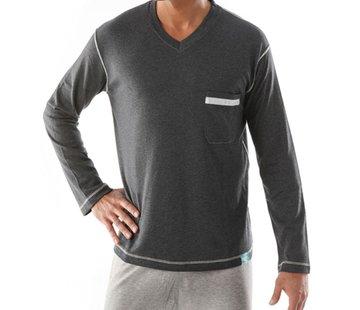 Silk pyamas men - Eczema pyjamas Men