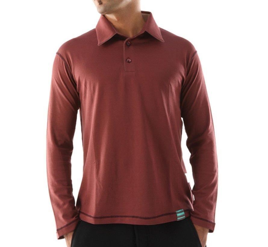 Schlafanzug Poloshirt Neurodermitis Mann
