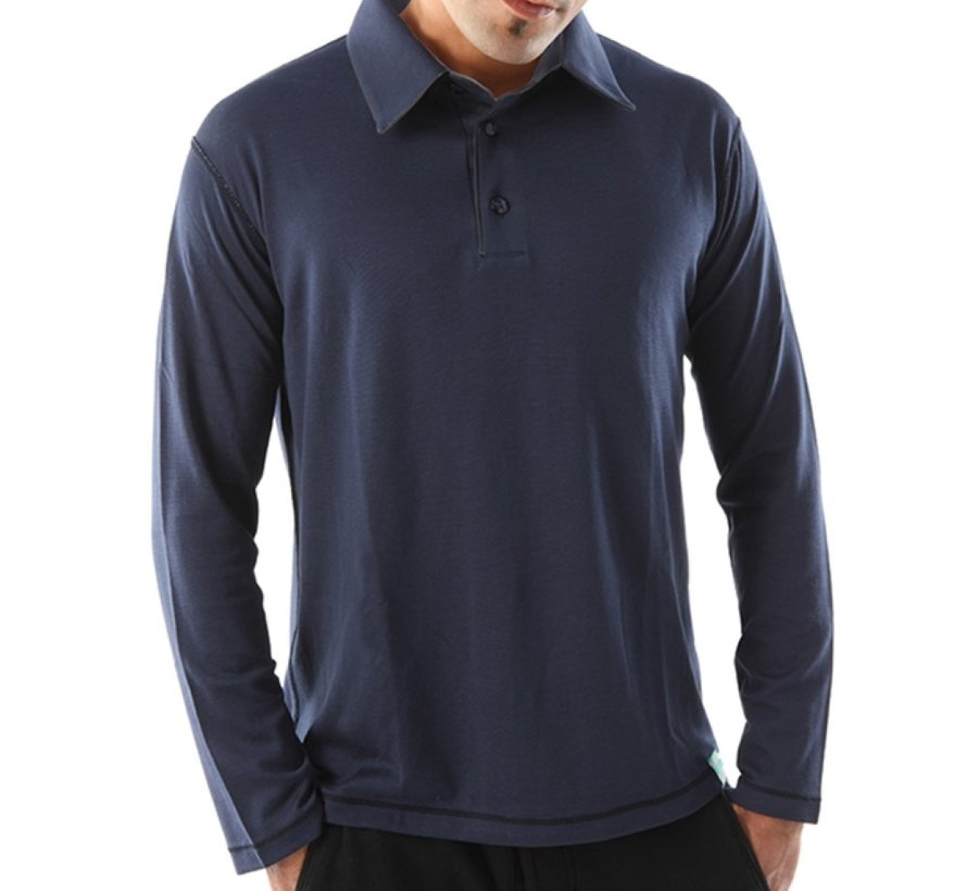 Men's Polo Shirt Eczema