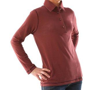 Schlafanzug Poloshirt Neurodermitis Frau