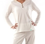 Neurodermitis Schlafanzug Frau