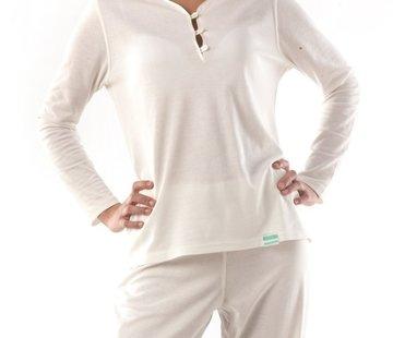 Eczeem pyjama vrouw