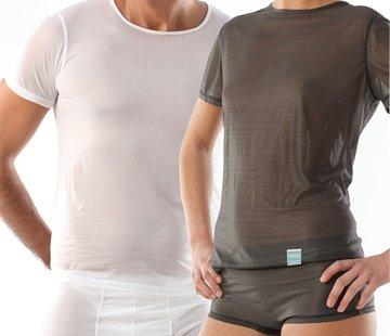 T-shirt kort ronde nek