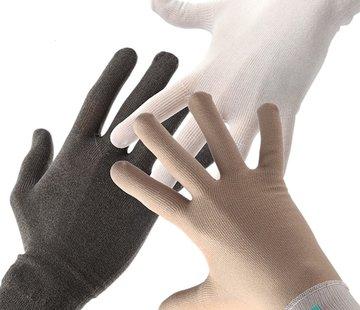 2er Pack Rabatt Neurodermitis Handschuhe Premium, (Tageshandschuhe).
