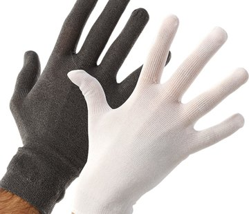 2 Pak korting Verbandhandschoenen nacht (1,5 mm).