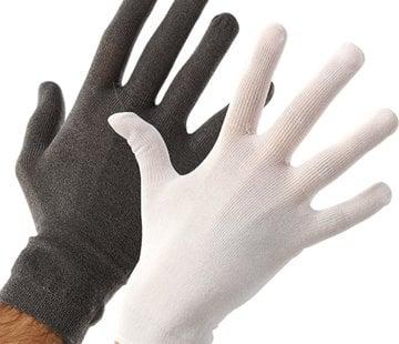 2er Pack Neurodermitis Handschuhe (Nachtschutz) 1,5 mm.