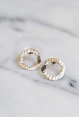 Cirkel petite  gold