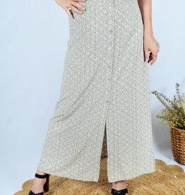 Golden spark elegance skirt