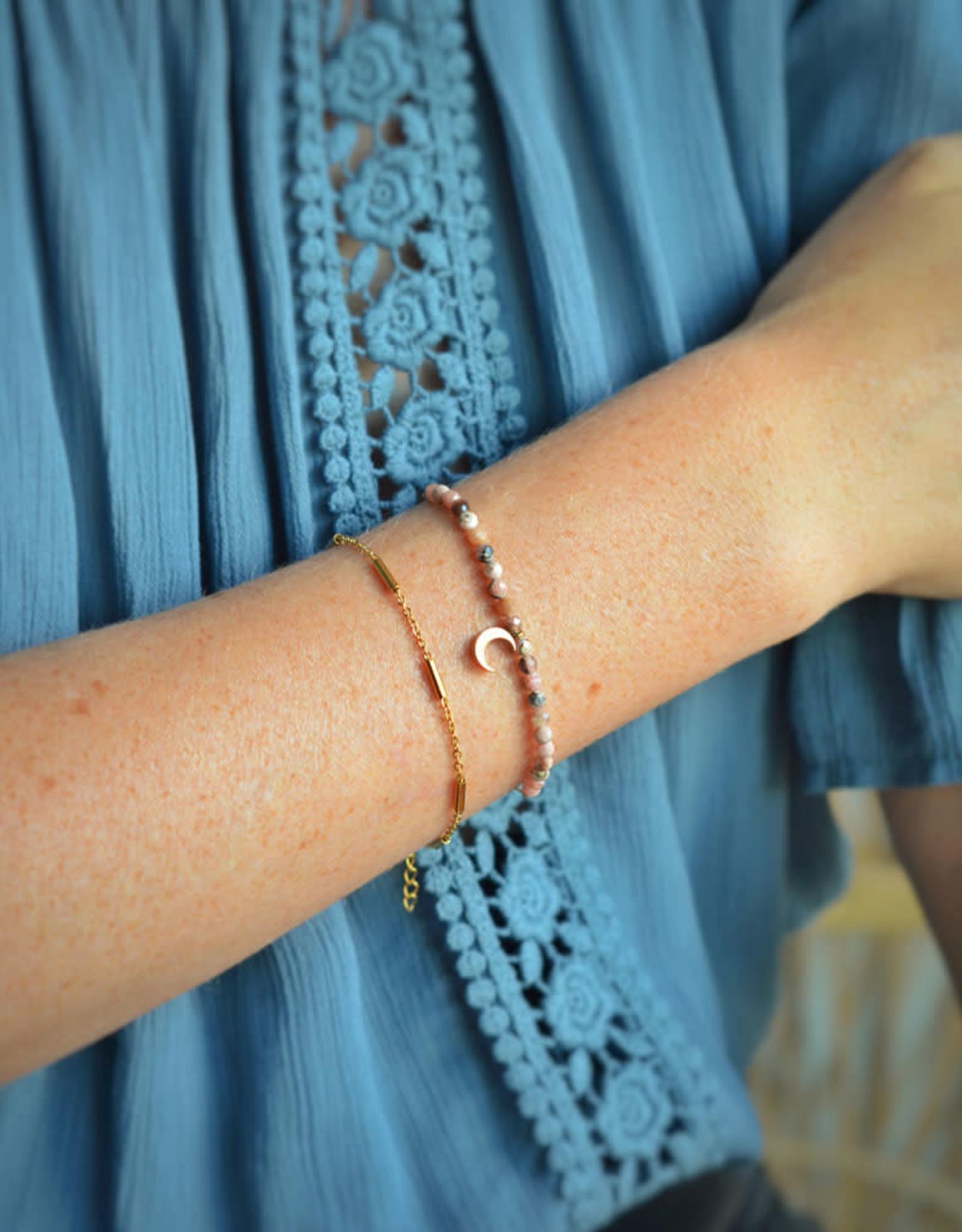 Luna natural bracelet