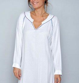 White sunkissed dress